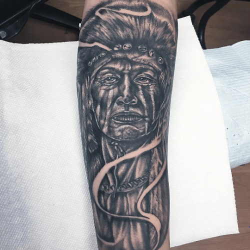 Idees Tattoo Indiens D Amerique Tatouage Traditionnel Inuit