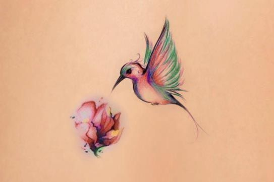 Idees Tattoo Les Plus Beaux Tatouages Aquarelle Beachbrother